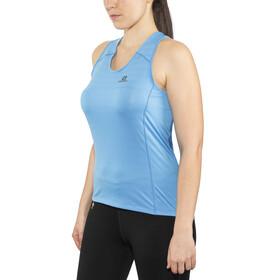 Salomon XA - Camiseta sin mangas running Mujer - azul